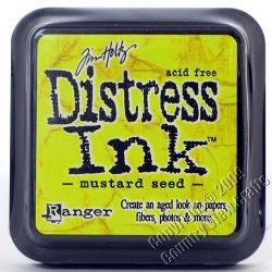 Ranger Tim Holtz® Distress Ink Pad - Mustard Seed